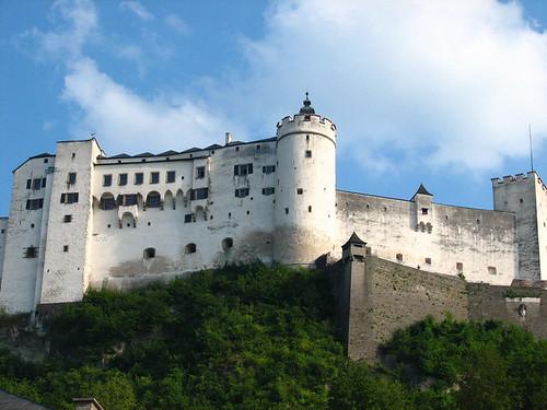 郝恩薩爾茲堡要塞.