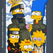 simpsons naruto by cat_city