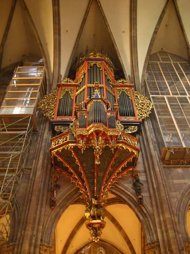 Interior, Cathédrale Notre-Dame