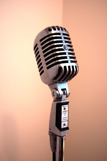 Shure 55s Microphone