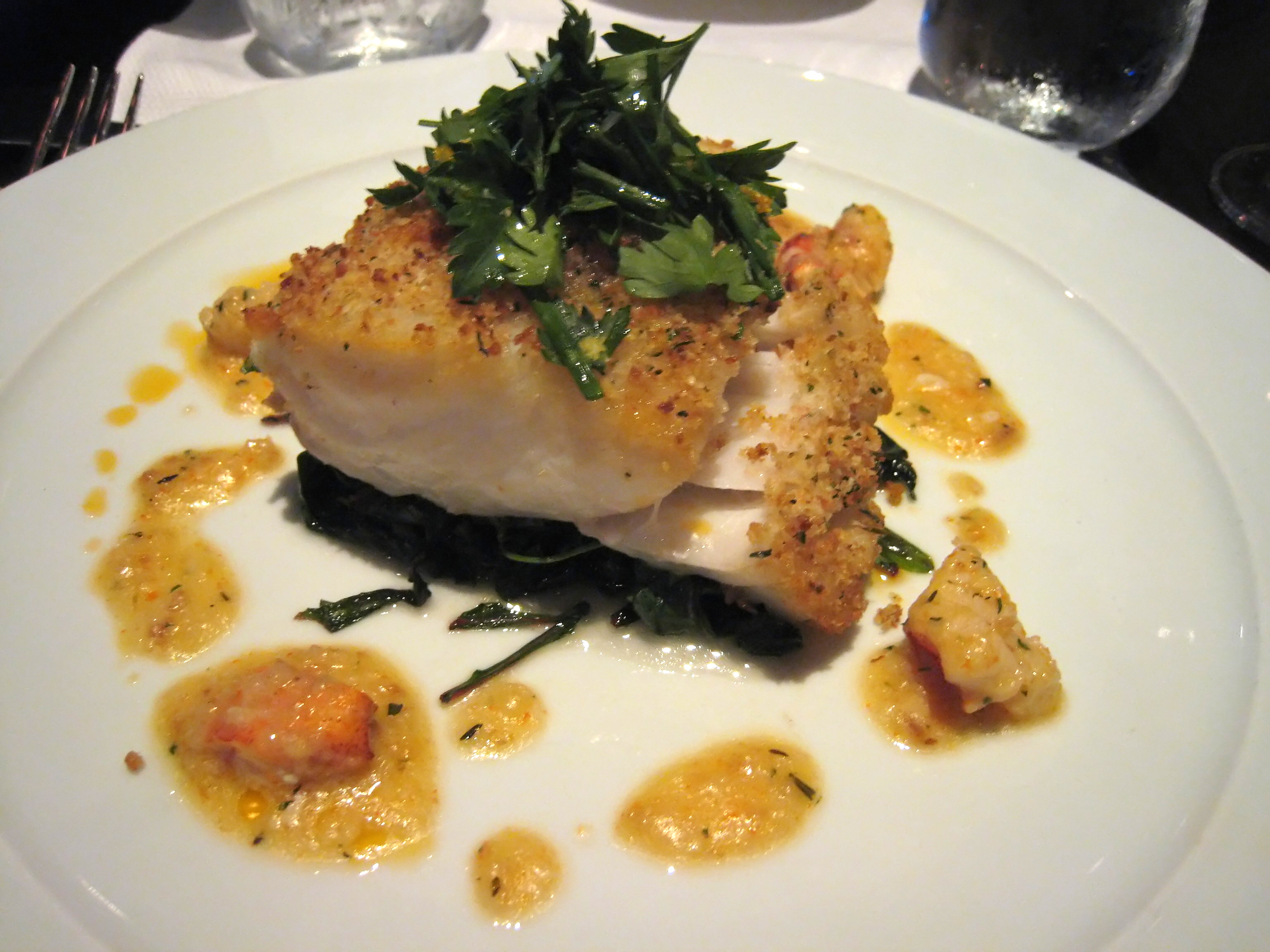 Feast of Seven Fishes Wine Dinner July 18th at In The Kitchen