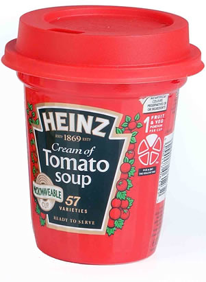 Heinz Tomato Soup Chocolate Cake