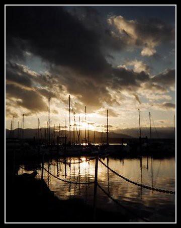 sunset water landscape britishcolumbia minoltax700 cwphotography
