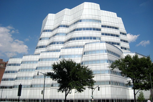 NYC - Chelsea: IAC/InterActiveCorp Headquarters