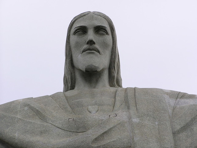 Jesus Close Up   Flickr - Photo Sharing!