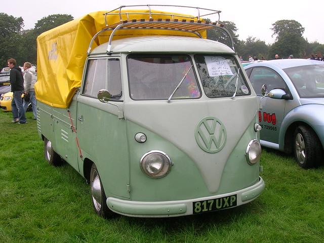 VW Camper/Bus