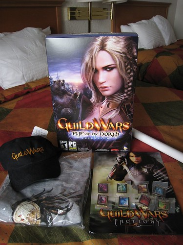 Guild Wars Super Fan 2007 Prize Pack