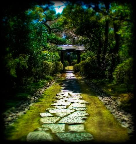japan photoshop aperture gate teahouse inuyama hdr aichiprefecture owari 愛知県 photomatixpro 本州 中部地方 davidlaspina 犬山市 chūbu topazadjust japandave japandavecom 尾張国 honshū