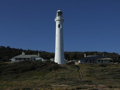 Point Hicks Lighthouse & cottages