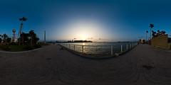 The Hakata bay