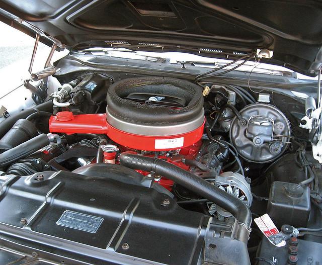1969 Hurst Olds Engine Flickr Photo Sharing