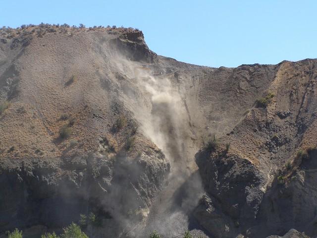 Rock quarry west of yakima flickr photo sharing for Landscaping rocks yakima