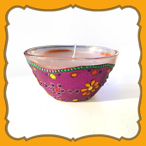 Well Of Wax - Decorative Diyas. Price: $5.00. SALE PRICE: $3