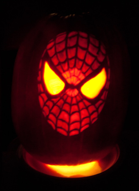 spiderman pumpkin explore gone walkabout 39 s photos on flick