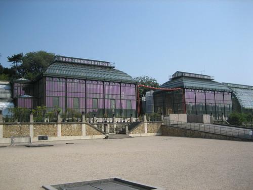 Ouverture des serres du jardin des plantes de paris le - Jardin des plantes angers horaires ...
