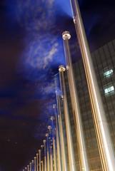 Windy night on the European Neighbourhood