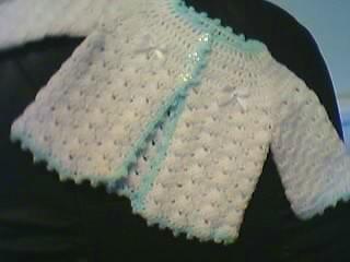 Swing Jacket for Baby Crochet Pattern | Red Heart