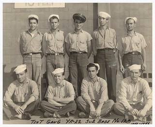 1943: U.S. Navy / Pearl Harbor
