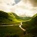 Hola Valley, Norway by Jon Ragnarsson