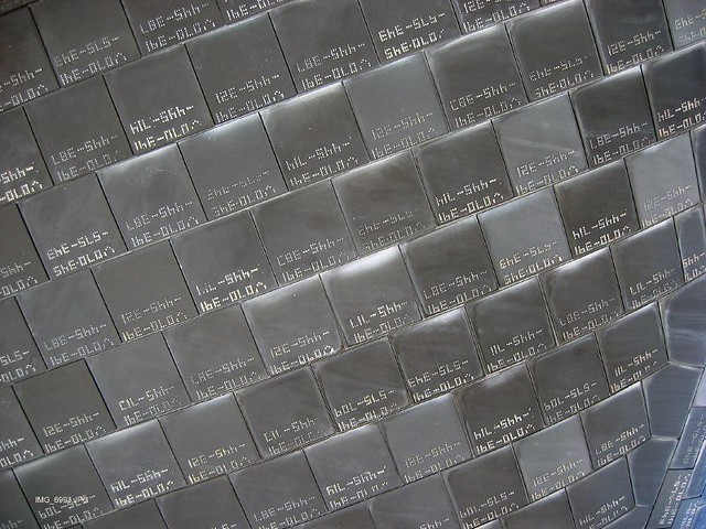space shuttle heat shield tiles - photo #17