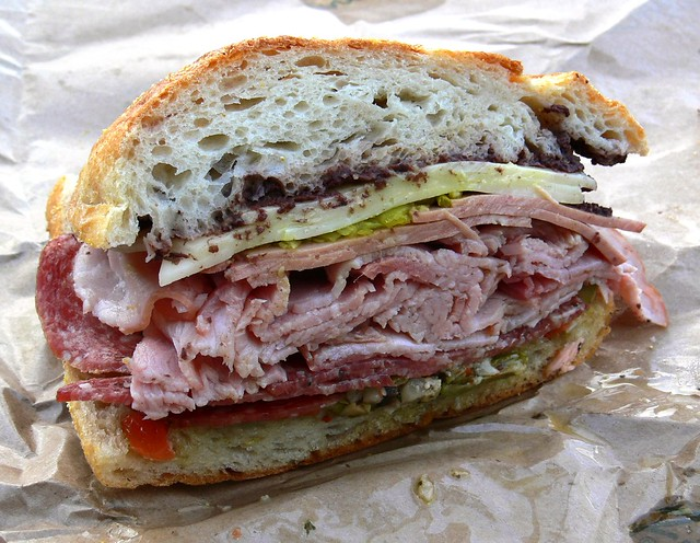 Muffuletta Sandwich | Flickr - Photo Sharing!