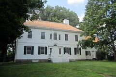 NJ - Morristown: Morristown National Historical Park - Ford Mansion