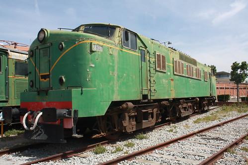Locomotora Panchorga - Foto en turismoytren