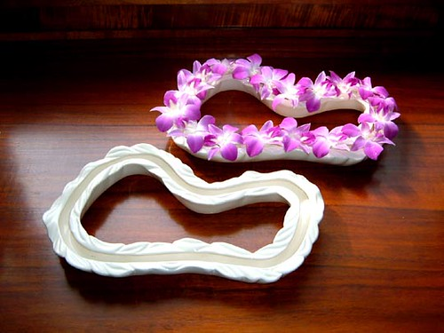 Hawaiian Lei Vase Flickr Photo Sharing
