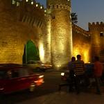 Entrance to the Old Town - Baku, Azerbaijan