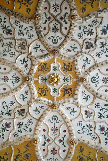 Le plafond int rieur mus e des arts d coratifs budapest flickr photo sharing - Le musee des arts decoratifs ...