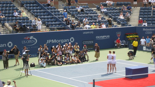 US OPEN TENNIS WINNERS