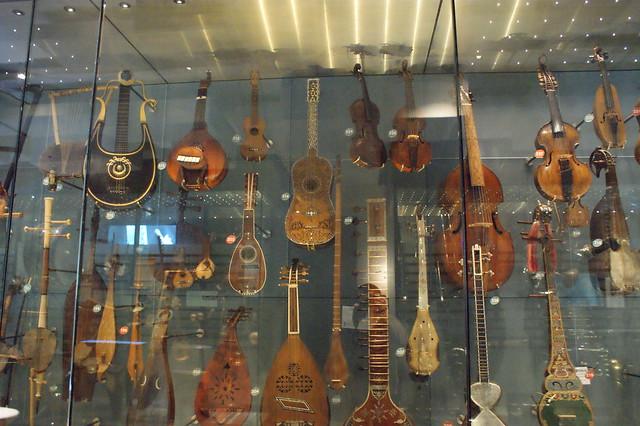 Horniman Museum, Music Galery
