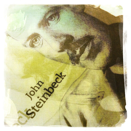 Project 365 Day 309: John Steinbeck