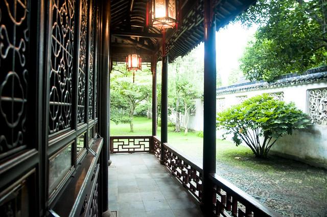 Garden Corridor