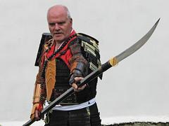 Samurai in Archeon
