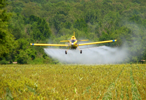 yellow mississippi airplane farming spray agriculture cropduster cropdusting rogersmith agwagon