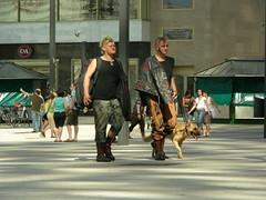 Punks in Kreuzberg