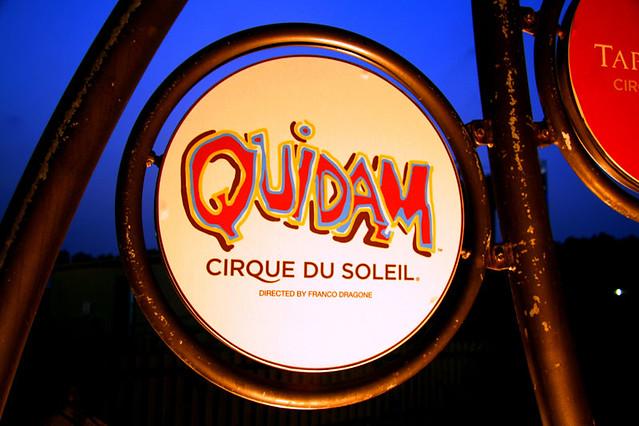 25% OFF Cirque du Soleil: Quidam Tickets
