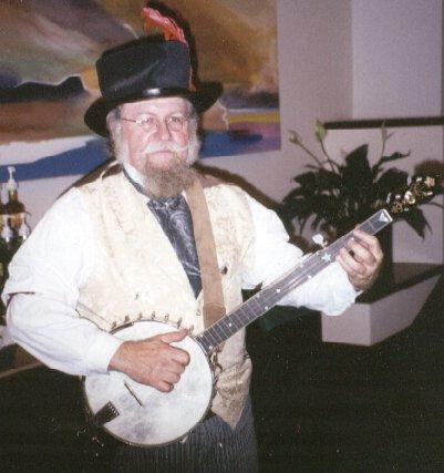 Bill Palmer, The Banjo Wizard | Jack Hatfield | Flickr