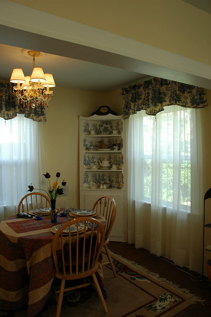 Makeover Of Dining Room