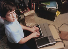 Me with my 1st computer