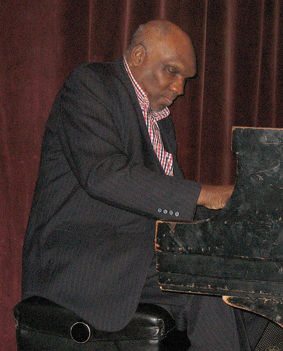 JAZZ: Harold Mabern, Jr.