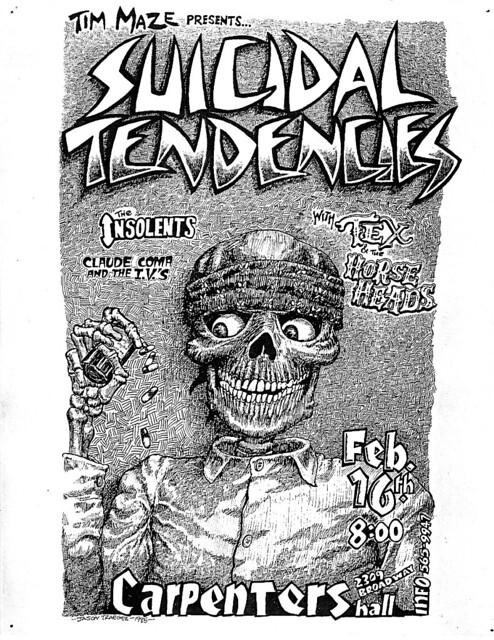 Suicidal Tendencies - Possessed