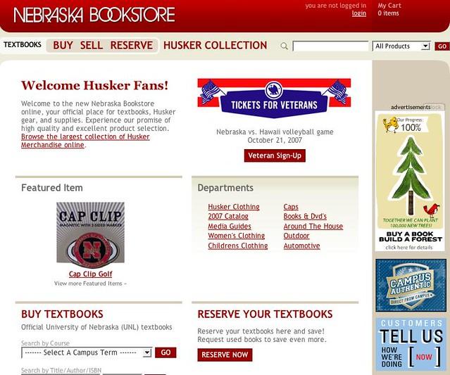 BCIT Bookstore Store - Original