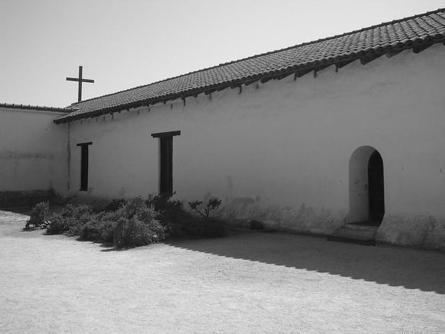 Exterior Of Chapel I Mission San Francisco Solano