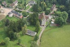 Habloville, vu du ciel - Photo of Nécy
