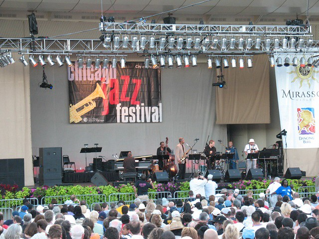 The Chicago Jazz Festival