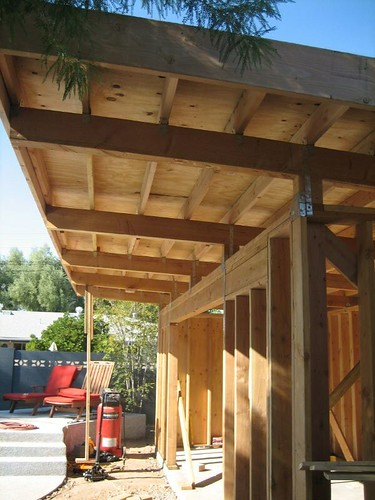 Cantilevered Patio Cover Flickr Photo Sharing
