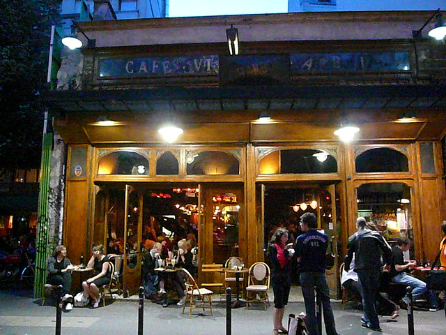 Cafe Le Charbon Paris