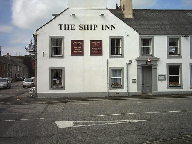 Ship Inn, Gatehouse of Fleet